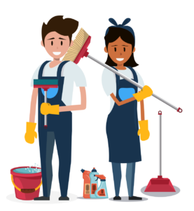 schoonmaakbedrijf in leiden